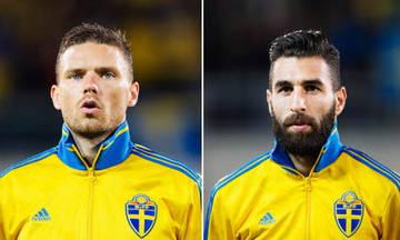 Σουηδία-Ελβετία: Βασικός ο Μπεργκ, στον πάγκο ο Ντουρμάζ (pic)