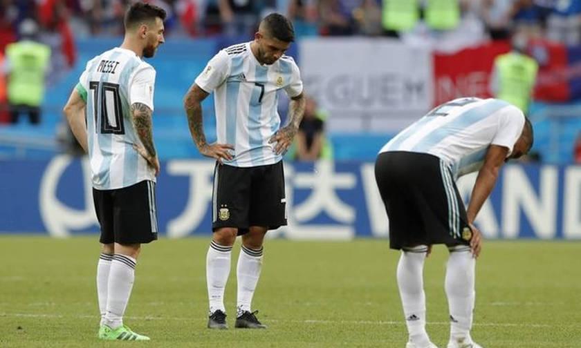 Tα 5 σφάλματα της Αργεντινής