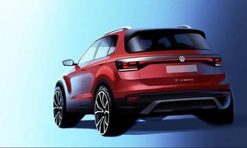 Έρχεται το μικρό SUV της Volkswagen