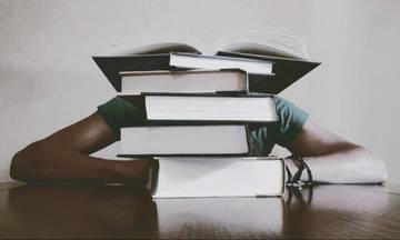 Δωρίστε βιβλία για τις βιβλιοθήκες των φυλακών