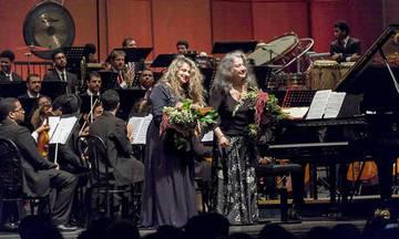 Η ΚΟΑ συναντά τη Martha Argerich και τη Θεοδοσία Ντόκου στο Ηρώδειο