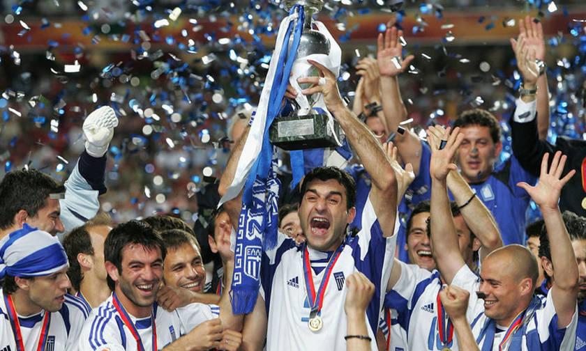 Ο Ολυμπιακός για την επέτειο του Euro2004