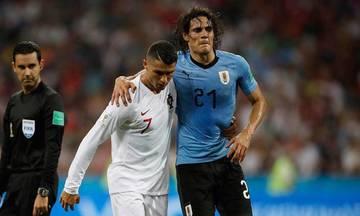 «Χωρίς Καβάνι η Ουρουγουάη με Γαλλία»