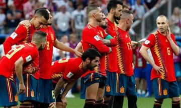 Ο «ερυθρόλευκος» που θέλουν οι παίκτες στον πάγκο της Ισπανίας
