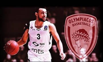 Γκος: «Eίμαι ευγνώμων που θα αγωνιστώ στον Ολυμπιακό»
