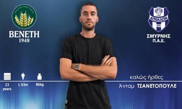Επίσημο: Για τρία χρόνια στον Απόλλωνα ο Τζανετόπουλος