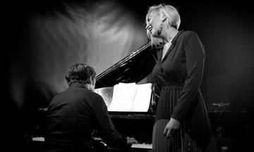 Η Ρίτα Αντωνοπούλου στο Θέατρο Ρεματιάς