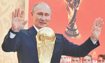 «Ο Πούτιν μας τηλεφώνησε τρεις φορές την ημέρα που αποκλείσαμε τη Ισπανία»