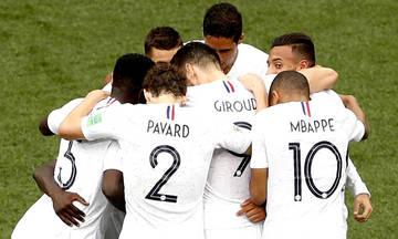 Ουρουγουάη-Γαλλία 0-2: Απλά ανώτεροι...