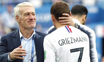 Γκριεζμάν: «Δεν πανηγύρισα το γκολ από σεβασμό στην Ουρουγουάη»