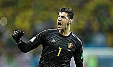 Κουρτουά: «Περήφανος για την ομάδα μου, να φτάσουμε μέχρι τον τελικό»