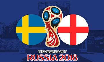 Συναρπαστική προσφορά* ημέρας στο Σουηδία-Αγγλία!