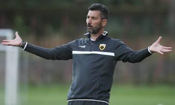 Η ΑΕΚ ηττήθηκε 1-0 από... κάποια Μιέτζ Λέγκνιτσα