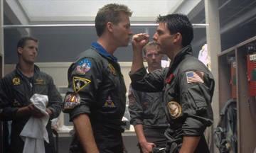 «Top Gun: Maverick»: Τομ Κρουζ και Βαλ Κίλμερ έτοιμοι για απογείωση