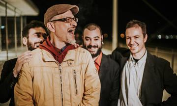 A Love Supreme Live: Takis Paterelis Quartet στον Κήπο του Μεγάρου