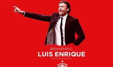 Επίσημο: Λουίς Ενρίκε στην εθνική Ισπανίας (pic+vid)