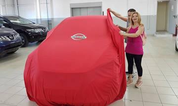 Παραδόθηκε το πρώτο Nissan LEAF στην Ελλάδα