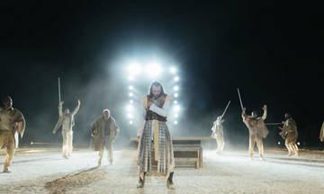 Αγαμέμνων, σε σκηνοθεσία Τσέζαρις Γκραουζίνις σε περιοδεία