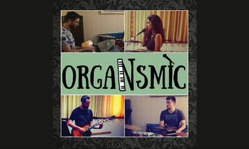 Οι Organsmic live στο Άλικο