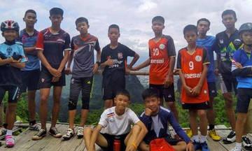 Ταϊλάνδη: Το μυστήριο με τα παιδιά που παγιδεύτηκαν στο σπήλαιο
