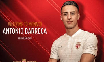 Ανακοίνωσε Μπαρέκα η Μονακό