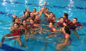 Πρωταθλήτριες Ελλάδας οι μίνι κορασίδες του Ολυμπιακού!