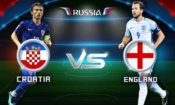 Συναρπαστική προσφορά* ημέρας στο Κροατία-Αγγλία!