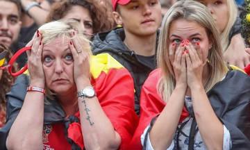 Οι Βέλγοι έχασαν το στοίχημα και «τιμωρήθηκαν» με τον ύμνο της Γαλλίας
