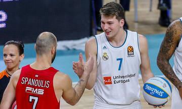 Ο Ντόντσιτς αποθέωσε Ολυμπιακό και Σπανούλη! (pic)