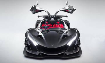 7 supercars στο Goodwood Festival of Speed