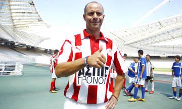 Ο Στέλιος Γιαννακόπουλος 45αρισε- «Κερνάμε» το γκολ στην Πόρτο (vid)