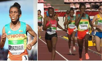 Η αθλήτρια από την Αιθιοπία που διχάζει για την ηλικία της! (pic, vid)