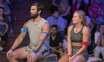 Δαλάκα και Γκότσης στον τελικό του Survivor