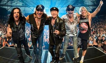 Κλειστοί δρόμοι τη Δευτέρα λόγω συναυλίας των Scorpions