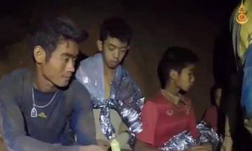 Ταϊλάνδη: Την επόμενη εβδομάδα παίρνουν εξιτήριο τα διασωθέντα παιδιά