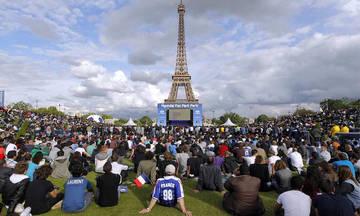 Γαλλία: Εθνική γιορτή ενόψει… τελικού Μουντιάλ