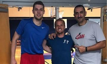 Ο Βεζένκοφ προετοιμάζεται για τον Ολυμπιακό στο Ορλάντο