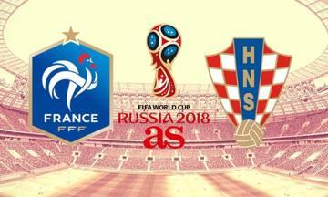 Συναρπαστική προσφορά* ημέρας στον τελικό Γαλλία-Κροατία!