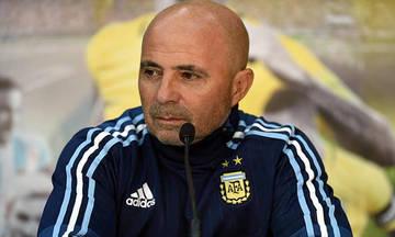«Διαζύγιο» της Αργεντινής με τον Σαμπάολι!
