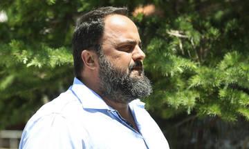 Μαρινάκης: «Είμαι συγκλονισμένος από τον χαμό του Σωκράτη Σ. Κόκκαλη»