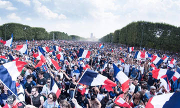 Live streaming: France coming home
