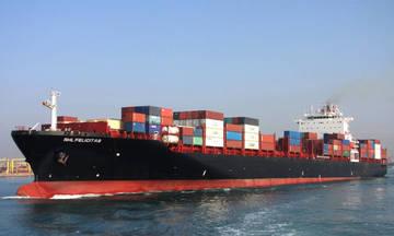 Καραμπόλα 5 πλοίων στη διώρυγα Σουέζ- Σε ποιες εταιρίες ανήκαν