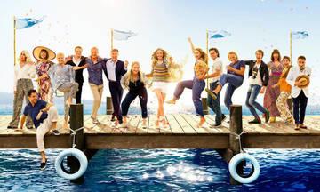 Οι ταινίες της εβδομάδας: Καλοκαίρι και… «Mamma Mia! Here We Go Again»