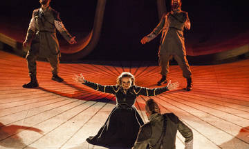 Πέρσες, του Αισχύλου από τον ΘΟΚ στο Αρχαίο Θέατρο Φιλίππων