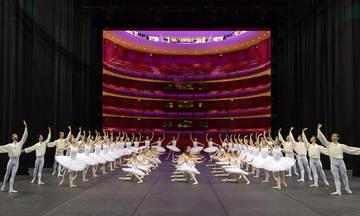 Η φετινή παρουσίαση της Ανώτερης Επαγγελματικής Σχολής Χορού της ΕΛΣ