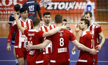 VolleyLeague: Ομόφωνα αδειοδοτήθηκαν Ολυμπιακός, Παναθηναϊκός