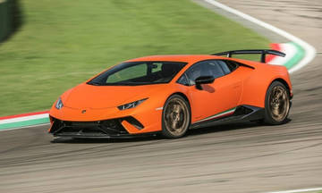 Πόσες Lamborghini πωλήθηκαν το πρώτο εξάμηνο του 2018;