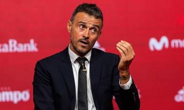 Λουίς Ενρίκε: «Η Ισπανία δεν θα αλλάξει στυλ, θα βελτιωθούμε αμυντικά»