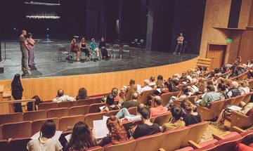 Πρόσκληση για τη 2η Συνάντηση Νέων Καλλιτεχνών της Νοτιοανατολικής Ευρώπης