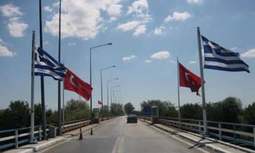 Ελεύθεροι οι τέσσερις Τούρκοι που συνελήφθησαν στον Έβρο